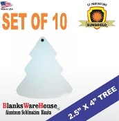 Tree Ornament - Set of 10
